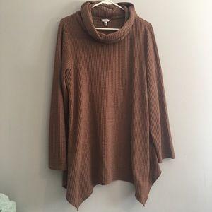[Sonoma] Cowl Neck Sweater